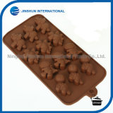Cute 12 Cavity Animal Shaped Chocolate Mold