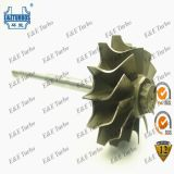 HE551V Turbine Wheel Shaft Wheel Turbine Shaft for Turbocharger
