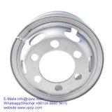Wheel Rims, Tube Steel Wheels for MID-East 6.5*16-750 for 8.25-16
