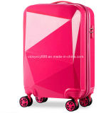 ABS Wheeled Trolley Travel Luggage Suitcase Bag Case (CY1924)