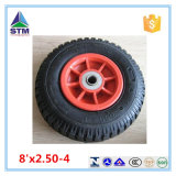 Wholesale China Pneumatic Trolley Rubber Wheel