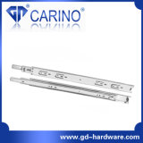 (3603) Top Quality Telescopic Drawer Channel/3-Fold Steel Ball Bearing Slide