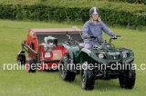 5.5HP Engine or Honda Engine Powered ATV/Quad/UTV/Tractor Towable Sweeper/Collector/Paddock Cleaner/Grass Collector/Paddock Sweeper Horse Muck, Leaf, Acorn