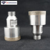 Diamond Adapter Drill Bit for Glass