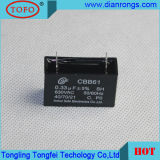 Lowest Price Capacitor for Electric Fan Parts 1.5UF