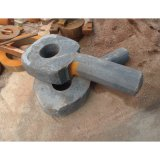 Oilfield Engineering Machinry Forged Part Open Die Forging Free Forging