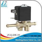 6.5mm Barbed Port Brass Solenoid Valve