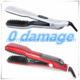 2016 New Items High Quality Ceramic Steam Hair Straightener Brush