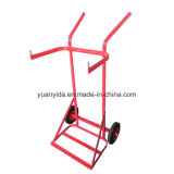 Heavy Duty Gas Tank Hand Trolley/Hand Truck