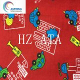 C100 24*13 44*46 Printed Double-Sided Flannel Fabric