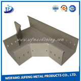 Aluminum Sheet Metal Stamping Cable Bridge for Electric Equipment