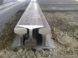 Hot Rolled U71mn 38kg/M Train Railway Steel Rail