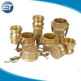 Factory Price Brass Flexible Hose Coupling Camlock Pipe Fittings Connector