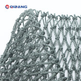 Strong UV Proof 100 M Gray Plastic Ranging Nets Sport Volleyball Netting Manufacture
