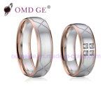 Fashion Jewelry Wedding Ring for Couple