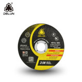 Delun Manufacturer with 31 Years Experience of Cutting Disc