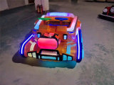 Kids Electric Tank Game Machine for Square Entertainment
