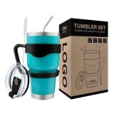 Best China Yeti Price for 30oz Stainless Steel Vacuum Insulated Tumbler with Stainless Steel Straw