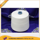 100% Chinese 80s Combed Cotton Compact Polyester Knitting Spun Yarn Textile