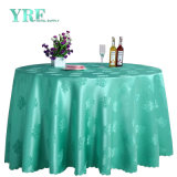 Cheap Banquet Event Colored Round Table Cover Clothes for Wedding