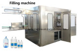 Complete Pet Bottle Drinking Water Liquid Beverage Packing Production Line