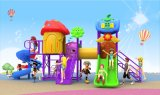Cheap Kids Outdoor Playground with Slide for Sale