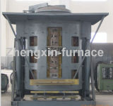 5ton Capacity Induction Melting Furnace with Parallel Connection Technology