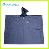 Clear Disposable PE Rain Poncho (Rpe-077)