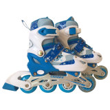 Blue Ck-903 Children Carton Inline Skate