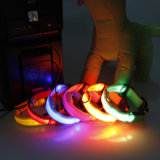 LED Pet Collar Rechargeable USB LED Dog Collar Wholesale