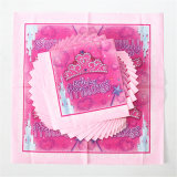 Disposable Party Paper Napkin for Birthday