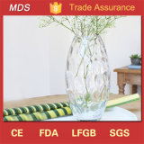 Factory Price Honeycomb Flower Shaped Glass Vase Wholesale