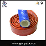 Heat Resistant Silicone Braided Fiberglass Sleeve