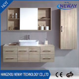 Modern Design Melamine Single Sink Bathroom Vanity