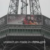 Advertising Outdoor Cartelera Tri-Anuncio De La Exhibició N Triple Aluminium Billboards Structure
