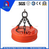 ISO/Ce Approved 1000kg Lifting Capacity MW5 Standard Scrap-Transportaton Electric Lifting Magnet for Wholesale