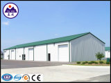 Prefabricated Steel Structure Workshop for Low Wind Load