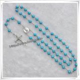 Plastic Beads Rosary, Plastic Rosary, Beads Rosary, Religious Beads (IO-cr228)
