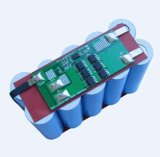 Li-ion Battery Manufactures 7.4V 13ah 18650 2s5p Li-ion Battery Pack