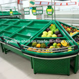 Metal Fruit Vegetable Storage Display Rack for Supermarket