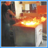 100kg Aluminum Melting Induction Device (JLZ-90KW)