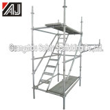 Ringlock Scaffolding System for Building Construction