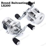 Wholesale Machine Cut Aluminum Round Fishing Baitcasting Reel
