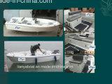 Liya Factory Wholesale 16.8ft Small Fishing Boats New Fiberglass Boats