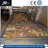 Industrial Vegetable and Fruit Washing and Drying Machine