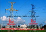 Megatro 220kv Zk3 Tension Transmission Steel Tower