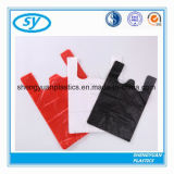 Water Proof Transparent Clear T-Shirt Shopping Bags