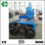 Waste Tire Recycling Whoel Tire Cutter