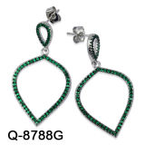 New Design 925 Silver Earrings Jewelry Hotsale