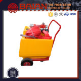 Mobile Foam Trolley for Fire Fighting Equipment